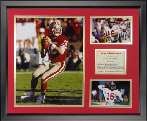 legends-never-die-joe-montana-san-francisco-49ers-framed-photo-collage-16-x-20