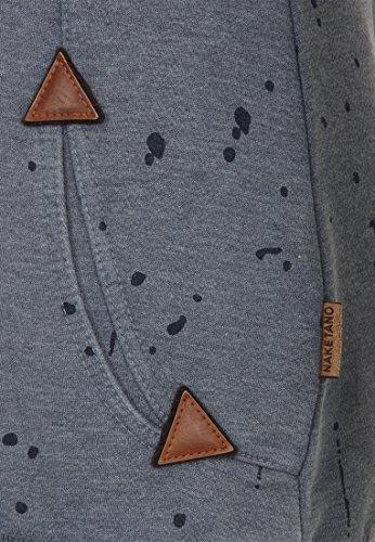 Naketano - Sweat-shirt - Femme Heritage Dark Ash Melange
