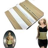 Cintura dimagrante corsetto 'Instant Slim–ideale a rapidamente Suck nello stomaco e Get ABS–per uomini e donne–regolabile in tre misure fino a 106,7cm stomaco