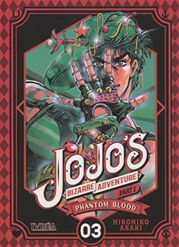 Jojo's Bizarre Adventure Parte 1: Phantom Blood 3 por Hirohiko Araki