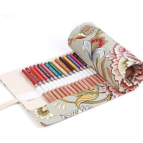 Nawoshow Multifunzionale della tela di canapa matita