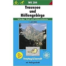 Carte de randonnée : Traunsee und Höllengebirge