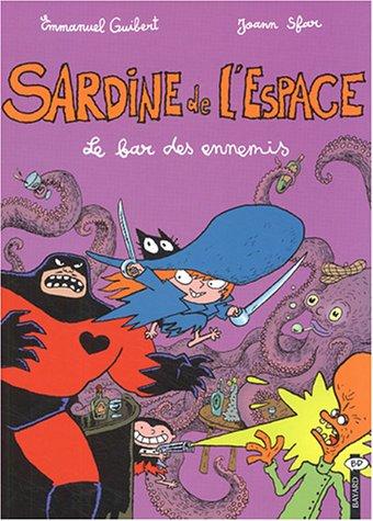 Sardine, numéro 2 : Bar des ennemis