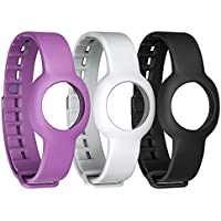 Jawbone UP Move Confezione Accessori, Cinturini Standard, Onyx/Purple/Fog