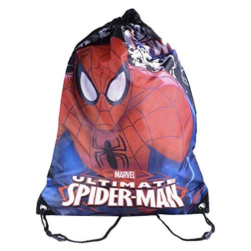 Ultimative Spiderman Schuhtasche (Rucksack Continental)