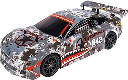 Carson 500103042 - 1:10 CV10 Chassis Lawados 2.0 15S  RTR, Ferngesteuertes Auto/ Fahrzeug, RC-Fahrzeug, inkl. Batterien und Fernsteuerung