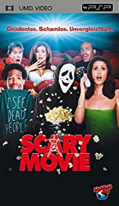 Scary Movie [UMD Universal Media Disc]