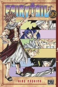 Fairy Tail Edition simple Tome 39