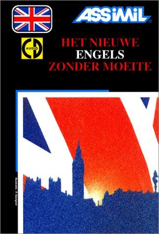 Het Nieuwe Engels zonder moeite (1 livre + coffret de 4 CD) (en néerlandais)