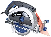 Evolution EVOSAW230 Industrial Steel Circular Saw, 230 mm (110V)
