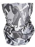 memego Multifunktionstuch (Camouflage Grau) 2544