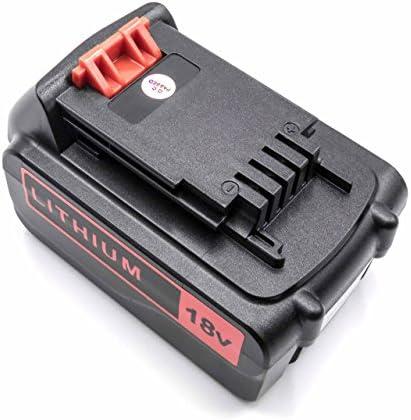 Vhbw Li-Ion batteria batteria batteria 4000mAh (18V) per strumenti attrezzi utensili da lavoro nero & Decker GKC1820L, GLC1815L, GLC1823, GLC1825L, GLC2500 | Consegna Immediata  | Elegante E Robusto Pacchetto  | Ampie Varietà  | Il Prezzo Di Liquidazione  | Consegna ra 3372a5