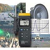 Schallpegelmessgerät Schallpegelmesser Schallpegel Soundlevel Lärmschutz Lärmmesser VRMS AC SP3