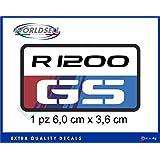 Pegatinas BMW R 1200 GS Adventure 30 años de aniversario, de calidad superior !! vers 1