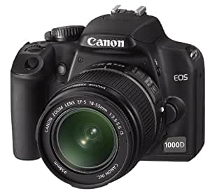 Canon- EOS 1000D EF-S 18-55mm