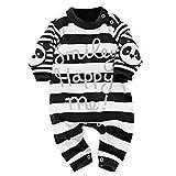 Combinaison Barboteuse Bébé , Amlaiworld Enfant Lapin Garçons Filles Vêtements costumes Combinaison de Romper (100/18-24mois, Noir)
