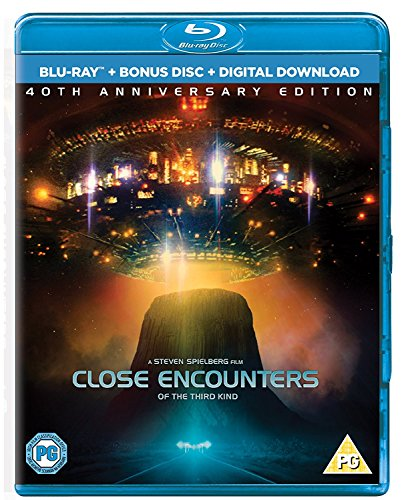 Close Encounters of the Third Kind (Director's Cut) [Blu-ray] [UK Import]