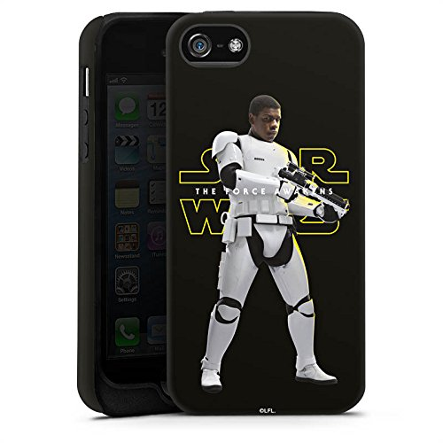 Apple iPhone 7 Silikon Hülle Case Schutzhülle Star Wars Das Erwachen der Macht Merchandise Fanartikel Tough Case matt