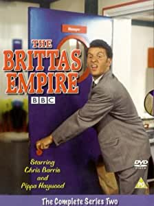 The Brittas Empire: The Complete Series 2 [DVD] [1991]