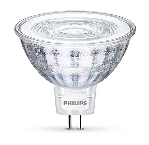 Philips LED Lampe ersetzt 35W, GU5.3, warmweiß (2700 Kelvin), 345 Lumen, Reflektor
