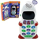 Shop & Shoppee Educational Learning - ABC And 123 Learner LED Display With Music Mobile Toy For Kids (Multicolor)