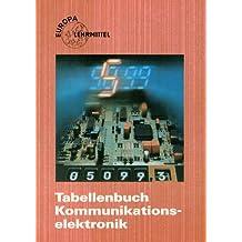 Tabellenbuch Kommunikationselektronik mit Formelsammlung