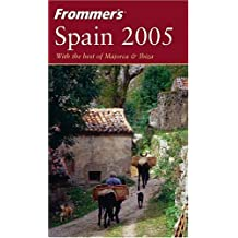 Frommer's Spain 2005
