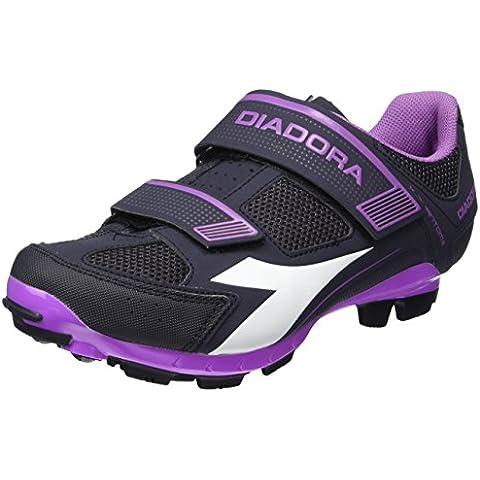 Diadora X PHANTOM II W - Zapatillas de ciclismo para Mujer