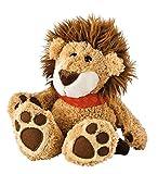 Sigikid 37869 Sweety - León de peluche de 28 cm [Importado de Alemania]