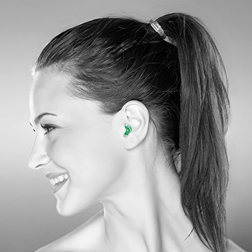 Senner KidsPro Plug Gehörschutz Ohrstöpsel mit Alubehälter. Ideal für Kinder, besonders leicht zu tragen und leise, besonders für kleine Ohrkanäle geeignet, wiederverwendbar - 2