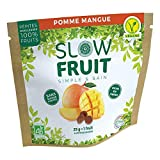 Slowfruit - 25G En Caso Pepitas De La Fruta Del Mango De Apple - Lote De 4 - Precio Por Lote - Entrega Rápida