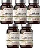 5 CIMICIFUGA 40 MGR. 90 CAPS. menopausa/equilibrio ormonale, BLACK COHOSH