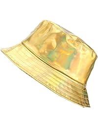 825afec4d7f Amazon.co.uk  Gold - Bucket Hats   Hats   Caps  Clothing