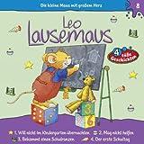 Der erste Schultag: Leo Lausemaus 8