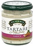 Duerr's - Tartare Sauce - 170g - für Scampis, Roastbeef oder Fisch