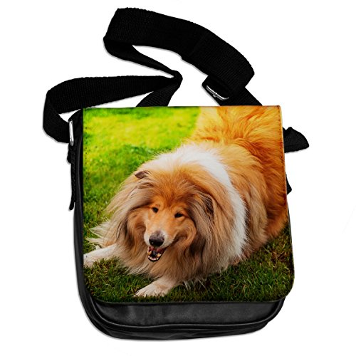 Scotch Collie chien animal Sac à bandoulière 265
