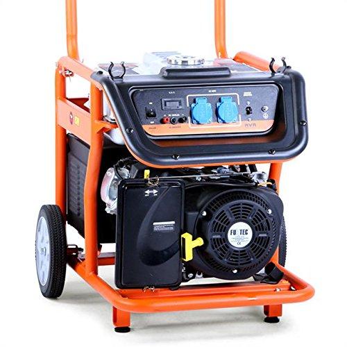 Fuxtec Stromerzeuger 12KW Motor - 4