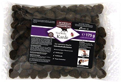 Boswelia Vital Wellis Hund Karde Gelenk 350 g (2x175g) / circa 240 Stück im Beutel, 1er Pack