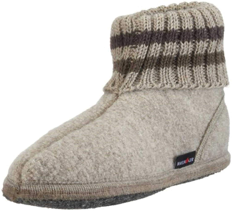 Haflinger - Zapatillas de casa de tela para hombre