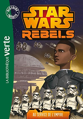 Star Wars Rebels, Tome 4 : Au service de l'Empire (Gay Wars Star)