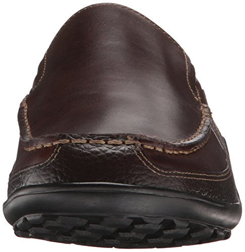 Cole Haan Hombres Tucker Venetian Slip on Schuhe French Roast