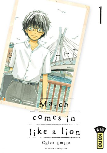 March comes in like a lion - Tome 1 par [Umino Chica]