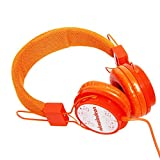 Best Nickelodeon Casques enfants - Nickelodeon NIC 1773 Casque orange pour enfants Review