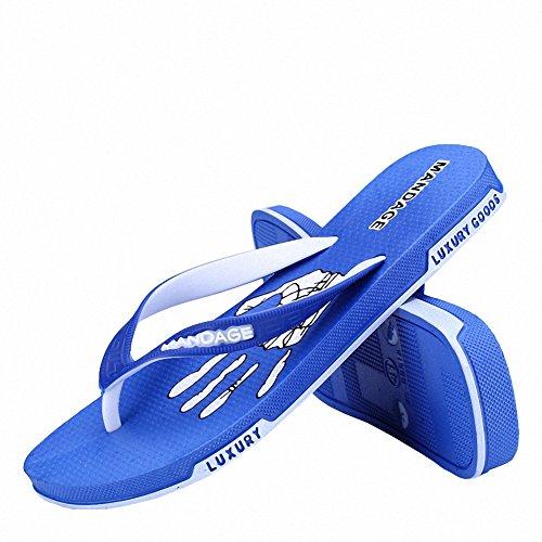 Ben Sports Infradito e Ciabatte da Spiaggia da Uomo blu