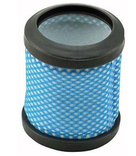 Waschbarer Luftfilter T113 nach Motor 8 x 5,5 cm Kabelloser Besensauger Filter passend für Hoover Freedom Modelle
