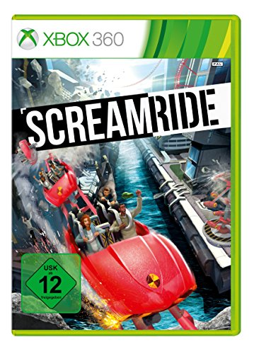 ScreamRide Xbox 360 Arcade-spiele