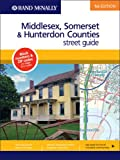 Middlesex, Somerset & Hunterdon Counties 1st Ed (Rand McNally Greater Hartford Streetguide)