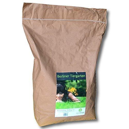 semi erba da Prato BERLINO Tiergarten 5 kg Semi di erba