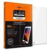 iPad 9.7 2017/ iPad Air / Air 2 / Pro 9.7 Schutzfolie, Spigen® 0.3mm Folie, Panzerglas Folie, Displayschutzfolie Hartglas Gehärtetem Glas DisplayPanzerglas (044GL20339)