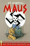 Maus, Bd.1, Mein Vater kotzt Geschichte aus